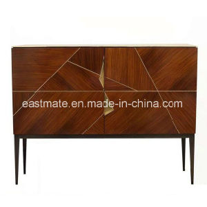 Manufacturer Direct Classic Style Consloe Table Solid Wood Cabinet pictures & photos