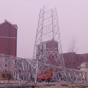 220kV Angle Steel Tower pictures & photos