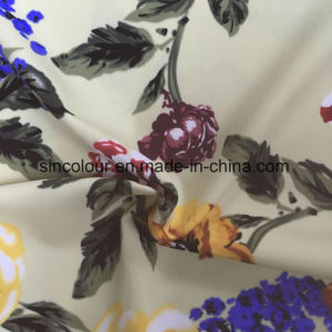 Flowers Aop Fabric with 80%Nylon 20%Spandex pictures & photos