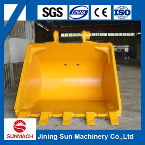 210 Foton Lovol Small Size Wheel Loader Standard Bucket pictures & photos