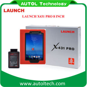 2017 New Launch X431 PRO with 8 Inch Screen Upgrade Online Launch X-431 PRO pictures & photos