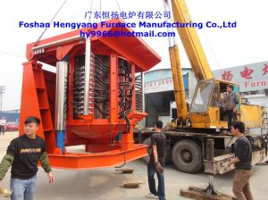 Hot Sales! ! ! High Efficiency Metal Melting Furnace for Iron, Copper, Steel pictures & photos