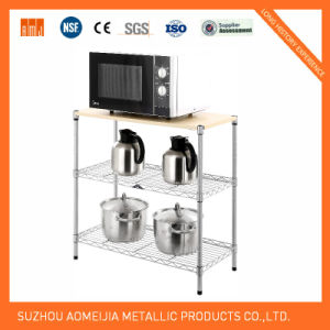 Metal Wire Display Exhibition Storage Shelving for France pictures & photos
