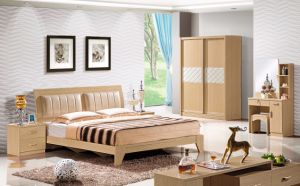 1.8 M Bed Bedroom Bed for Furniture Suite pictures & photos