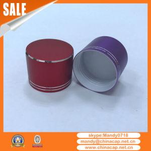 Colorful Personal Care Lotion Bottle Metal Aluminium Cap pictures & photos