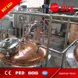 Micro Beer Brewery Brewing Plant Craft Beer Equipment pictures & photos