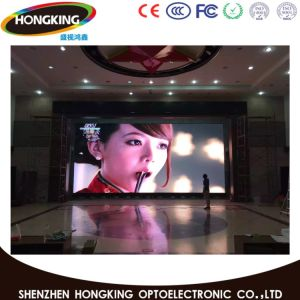Big Viewing Wide Angle Indoor HD P2.5 SMD LED Video Display pictures & photos