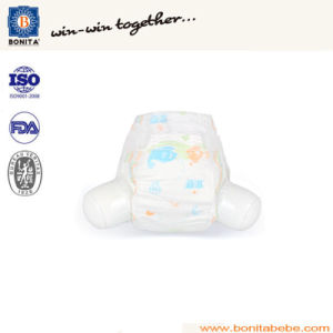 Disposable Baby Diaper with Breathable Backsheet