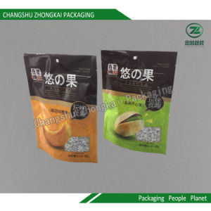 Stand up Packaging Bag for Snack Food/ Cosmetic Product pictures & photos