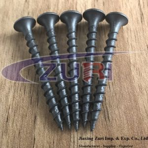 Drywall Screw Black Phosphated Fastener 3.5X25 pictures & photos