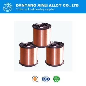 CuNi44 Copper Nickel Alloy Resistance Heating Wire, Constantan Wire