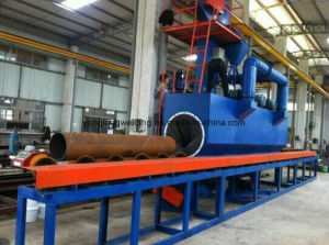 Blasting Machine for Pipe Rust Removal pictures & photos