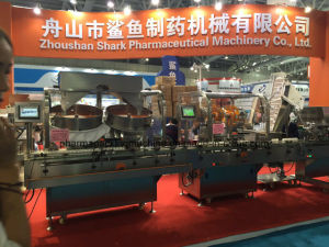 Stainless Steel Bottle Packing Machinery for Counting and Filling Medicines pictures & photos