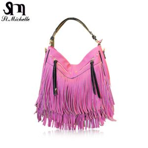 Fashion Tassels Hobo Handbags for Women pictures & photos