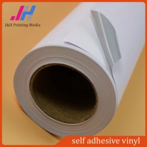 PVC Self Adhesive Vinyl Eco Solvent Material Car Sticker pictures & photos
