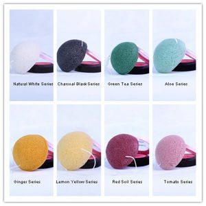 100% Natural Baby Cleansing Sponge Konjac Sponge pictures & photos