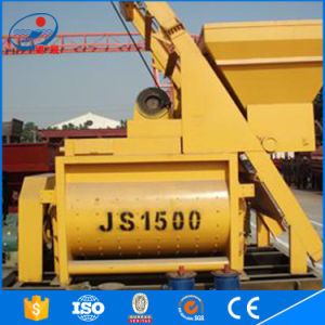 2017 New Type Leading Manufacture in China Js1500 Concrete Mixer pictures & photos