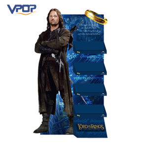 Indoor Advertising Character Standee for Cinema and Theatre