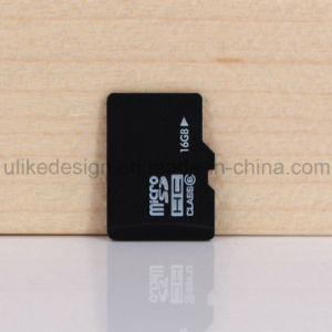 OEM Micro SD Card 16GB C6 100% Capacity (MT006) pictures & photos