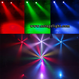 19*15W Big Eye Bee Eye Zoom LED Moving Head Disco Lighting From China pictures & photos