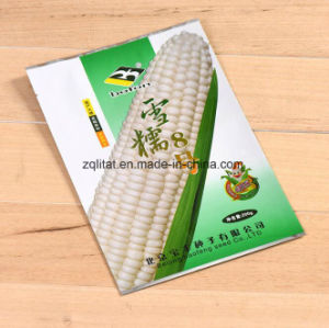 Corn Seed Plastic Laminted Printing Heat-Sealing Plastic Food Packaging Bag pictures & photos