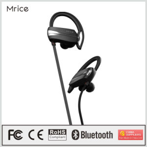Newest Design Stereo Earphone Wireless Sport Bluetooth Headphone pictures & photos