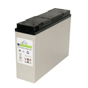 Front Access Terminal Telecom Battery AGM Lead Acid Battery (12V100ah)