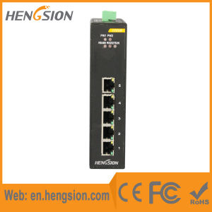 5 Gigabit Port 10gbps Industrial Ethernet Network Switch pictures & photos