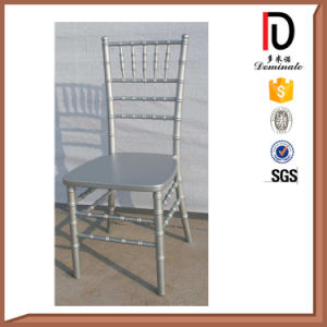 High Quality Best Sell Hotel Silver Solid Wood Chiavari Chair (BR-C098) pictures & photos