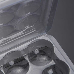 PVC Clear High-Grade Waxberry Blister Packaging Box pictures & photos