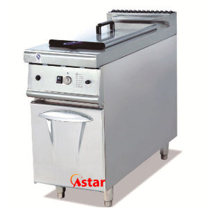 Electric Fryer (1-tank & 1-basket) with Cabinet Ck01074011 pictures & photos