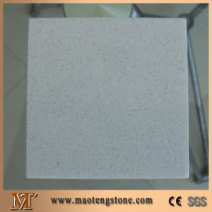White Spar Stone Color Artificial White Marble pictures & photos