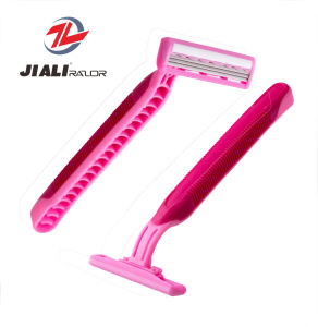 Hotel Guest Supply Triple Stainless Steel Blade Razor pictures & photos