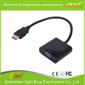 Wholesale Price High Quality VGA to HDMI Cable pictures & photos