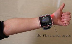 Hnc 650nm Low Level Cold Laser Therapy Watch Popular at India Medical Fair pictures & photos
