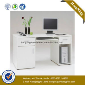 OEM Modern White Executive Storage PC Table (HX_0190) pictures & photos
