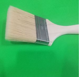 Lxxx White Bristle Mix Solid Tarpered Filaments Radiator Paint Brush pictures & photos