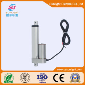 12V/24V DC Electric Linear Actuator for Cleaning Equipment pictures & photos