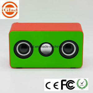Touch Induction Portable Wireless Stereo Sensor Speaker pictures & photos