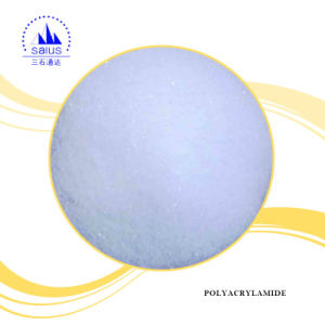 Water Treatment Polyacrylamide (PAM) with Good Price pictures & photos
