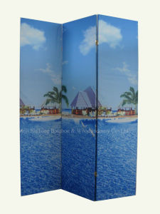 Beach Theme Room Divider (QDSC-8065)