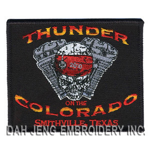 Embroidery Patch - Motorcycle Club - Bikers pictures & photos