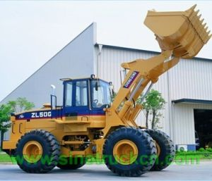 Wheel Loader Zl50g