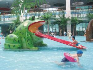 Frog Slide for Amusement Park (XS38)