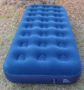 Inflatable Mattress / Air Bed With 24 Holes