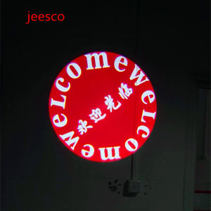 Newest LED Projector Customized 10W Logo Light /LED Gobo Text Effect Light pictures & photos
