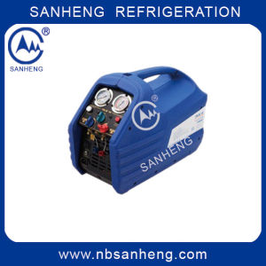 220V Refrigerant Recovery Machine with Good Quality pictures & photos