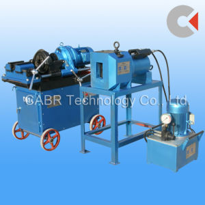 Upsetting and Threading Machine for Rebars