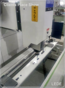 Copy Router Milling Machine for Aluminum Window and Door Holes, Groove Milling pictures & photos