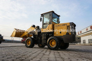 Best Selling Mini Type Wheel Loader Xjn Zl20 Small Front Loader for Sale pictures & photos